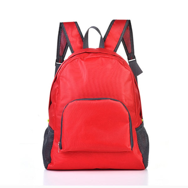 Unisex Small Foldable Waterproof Backpack