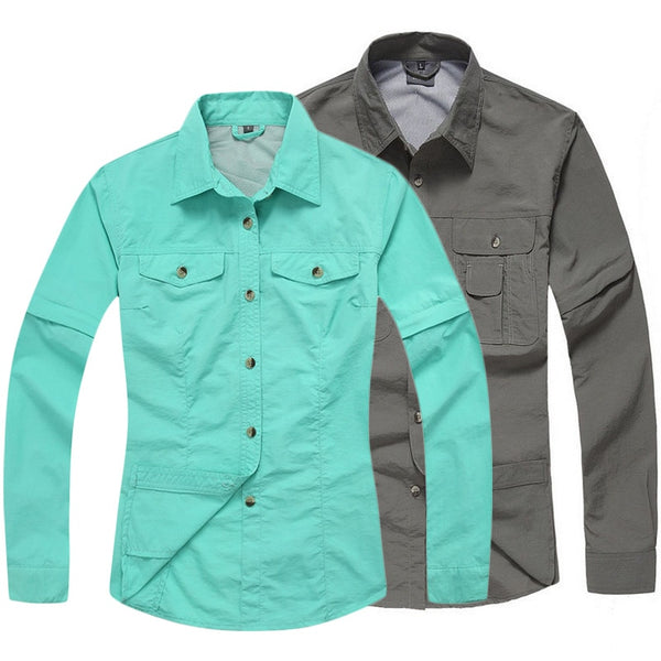 Travel Shirt (Men and Women)