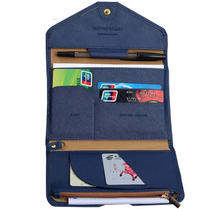 Travel Passport & Document Holder