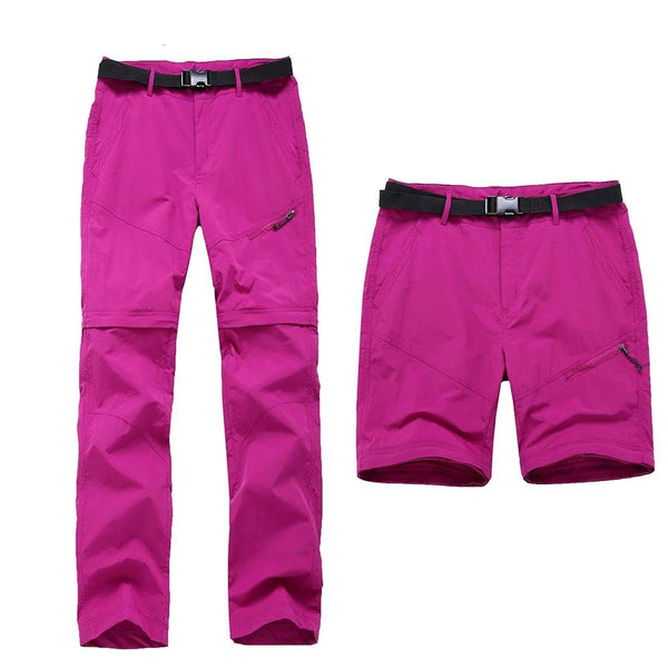 Travel Convertible Pants for Women