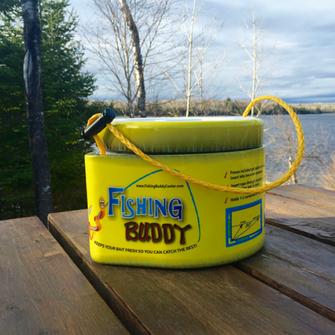 Fishing Buddy Cooler