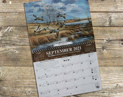 2021 Minnesota Outdoor Information Calendar