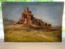 Load image into Gallery viewer, Original Pastel Painting Provence Signed & Dated