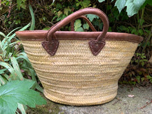 Load image into Gallery viewer, French Market Bag, Handmade