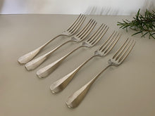 Load image into Gallery viewer, Christofle 5 Dinner Forks