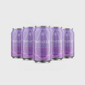 INFUZED THIRST Berry 8/pack