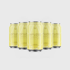 INFUZED THIRST Lemon 8/pack