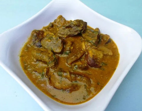 How to Prepare Nigerian Ogbono Soup