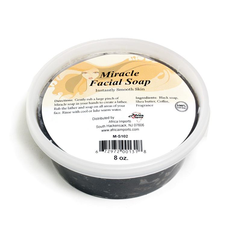 Miracle Soap - 8 Oz. African