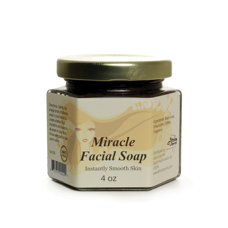 Miracle Soap - 4 Oz. African