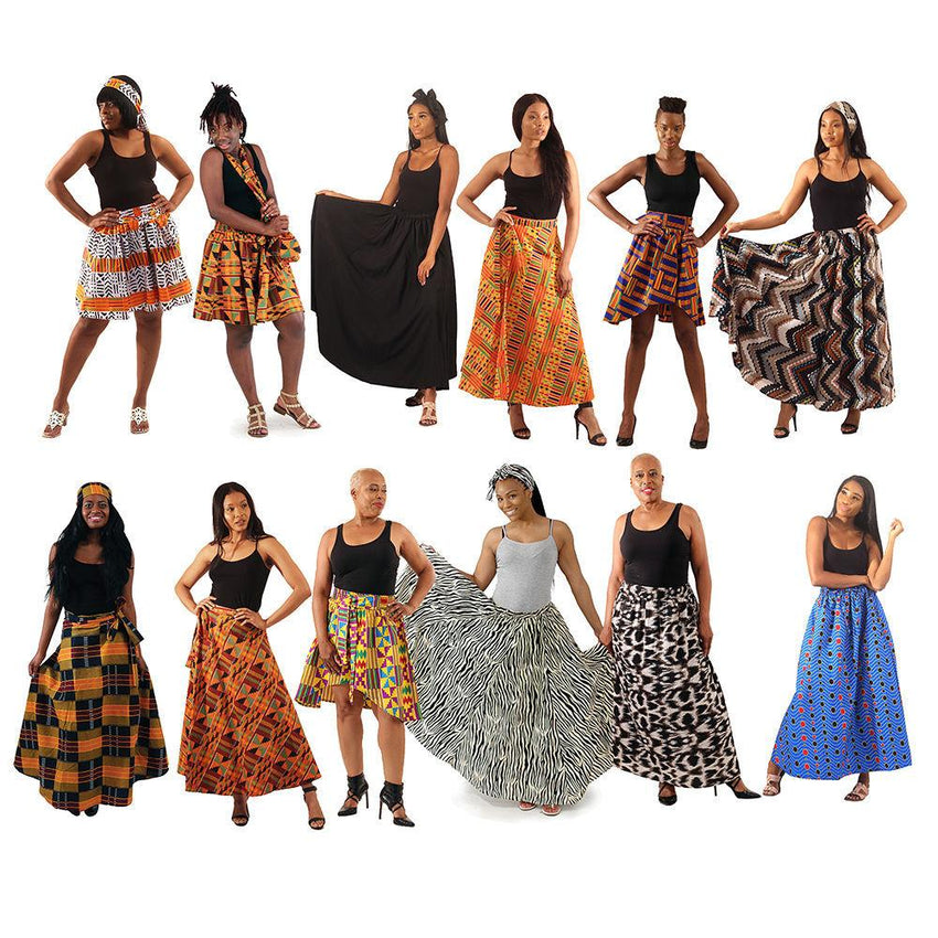 Set Of 12 Skirts Womens