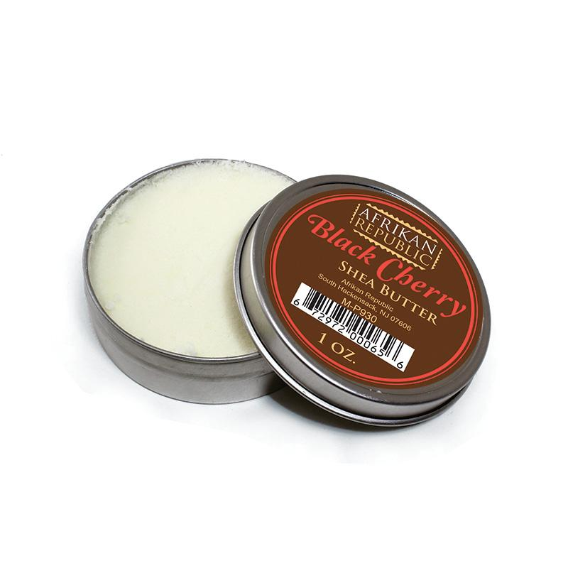 Shea Butter - Black Cherry: 1 Oz. African