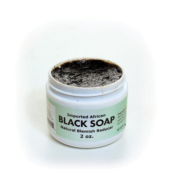 Black Soap - Natural Blemish Remover African