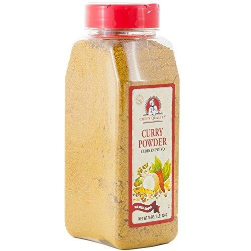 Chefs Quality Curry Seasoning