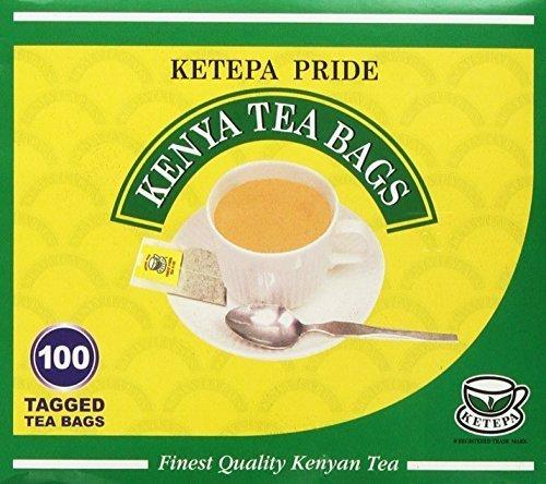 Ketepa Pride Tea (100 Count)