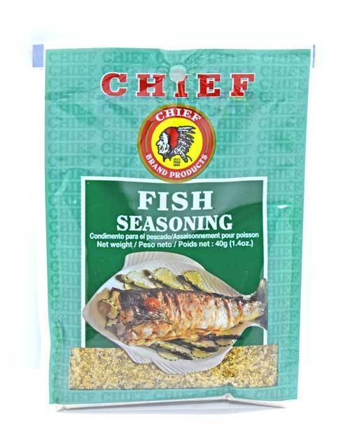 Chief Fish Seasoning