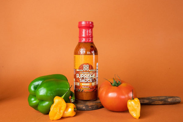 African Supreme Sauce (Pre-Made Stew) Medium