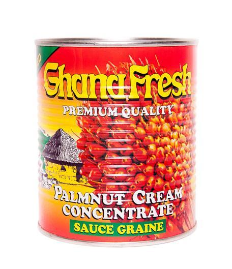 Ghana Fresh Palm Cream