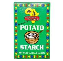 Golden Tropics Potato Starch (24 Oz)