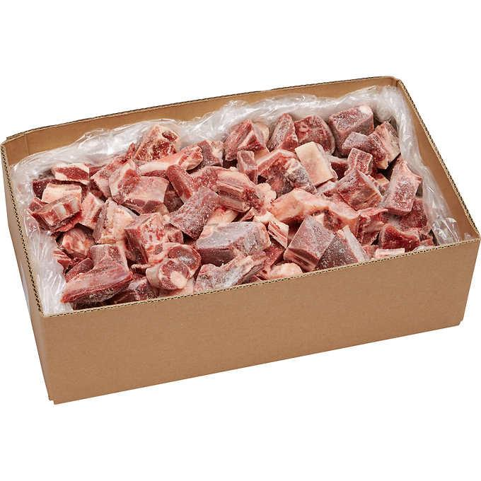 Case Of Frozen Goat Meat (30-33 Lbs)