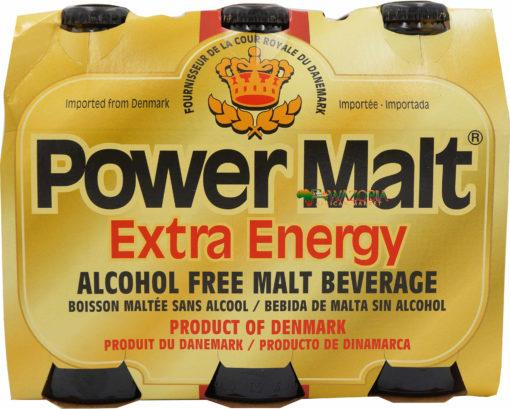 Power Malt - 6 Pack Bottles