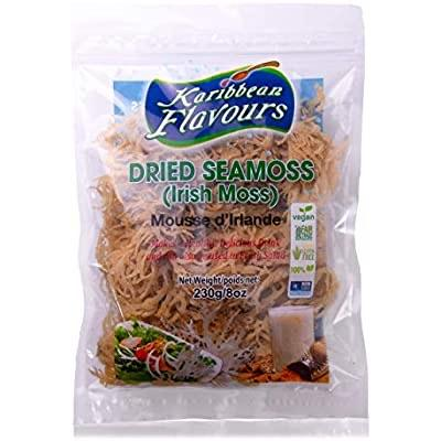 Dried Irish Seamoss (15 Oz)