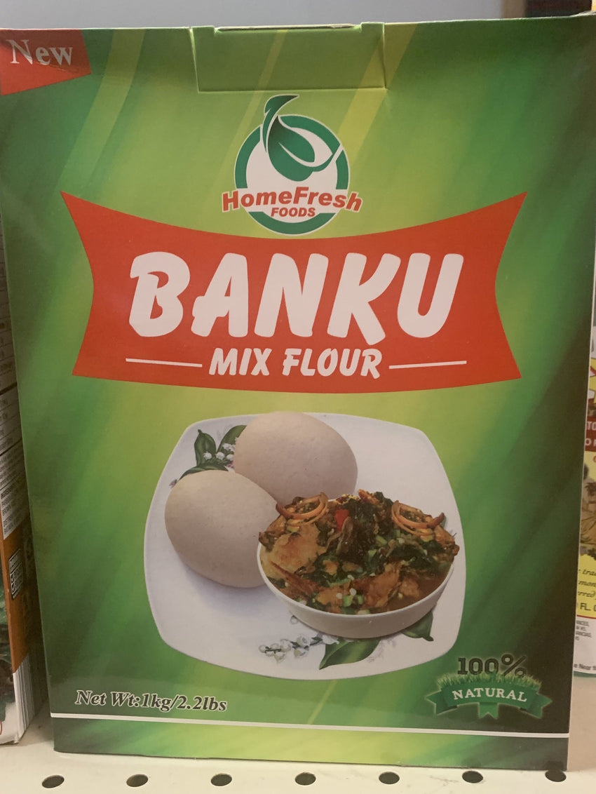 Banku Flour Mix