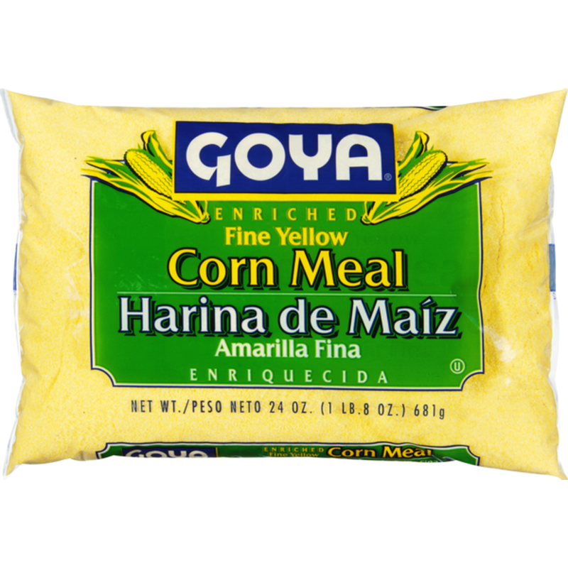 Goya Yellow Corn Meal (24 Oz)