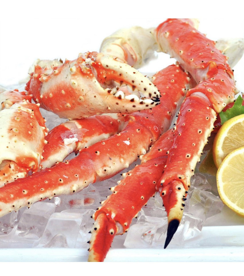 Star Cut Crab Legs| 1Lbs