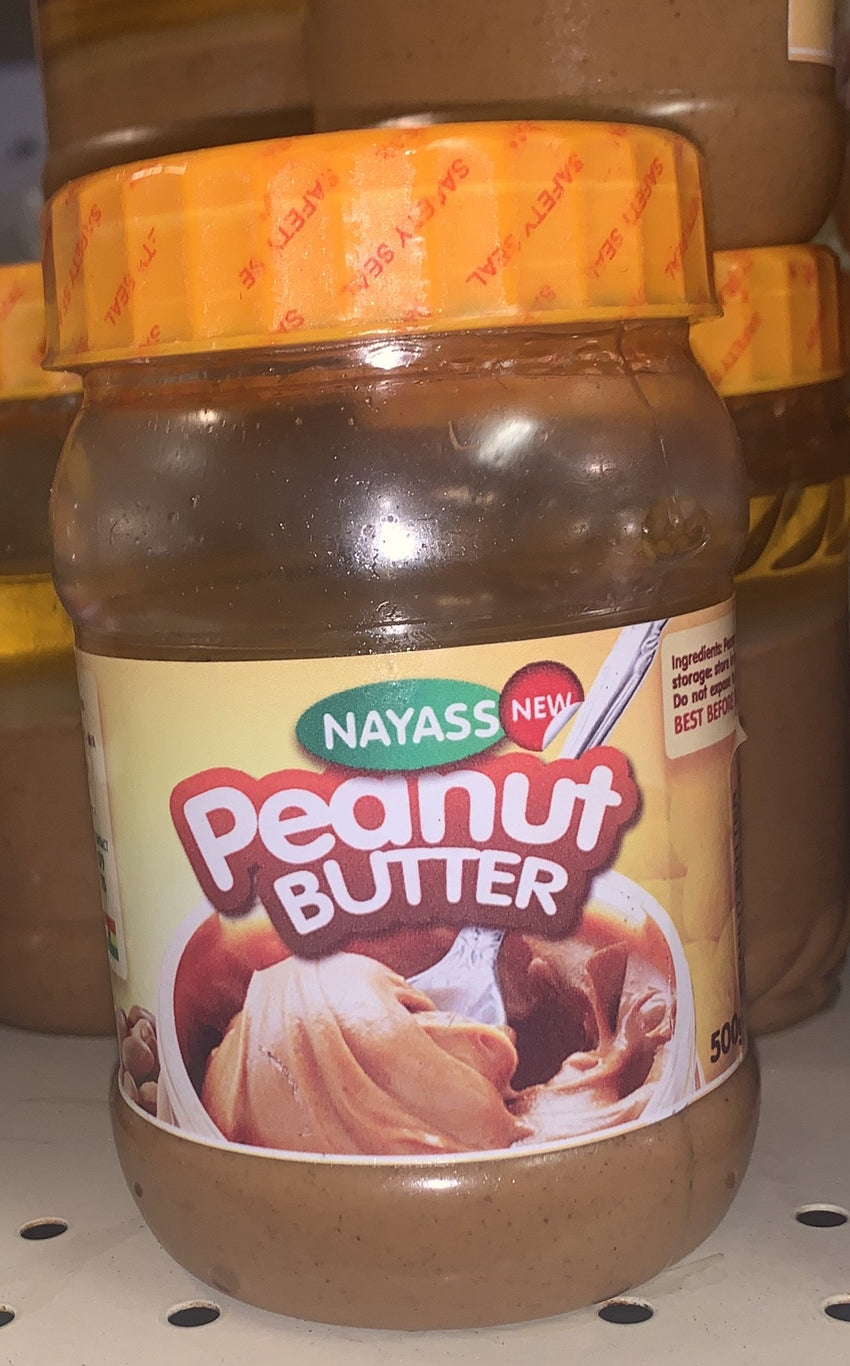 Raw Peanut Butter