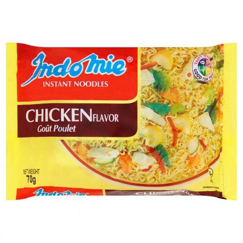 Indomie Noodles Chicken Flavor
