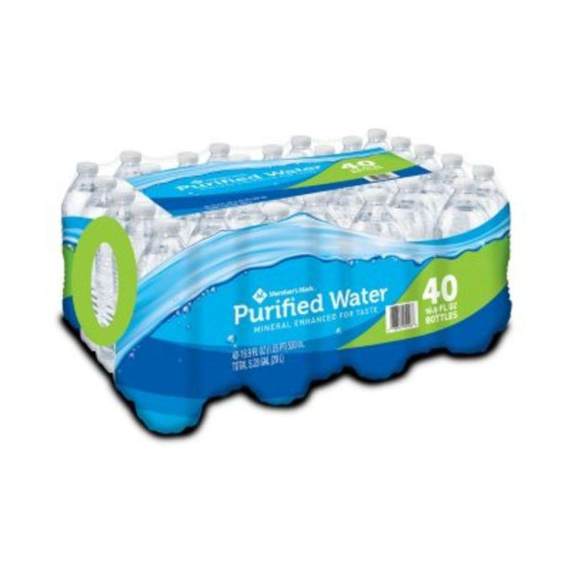 Bottle Water (40 Count)