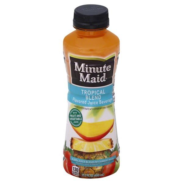 Minute Maid Tropical Blend (12 Oz)