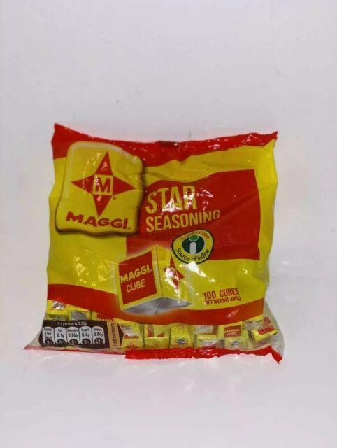 Maggi Seasoning Cubes (100 Pack)