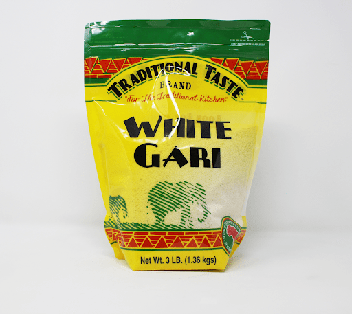 Traditional Taste White Gari 20 Lbs