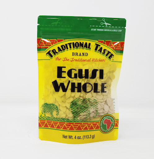 Traditional Taste Whole Egusi (4 Oz)
