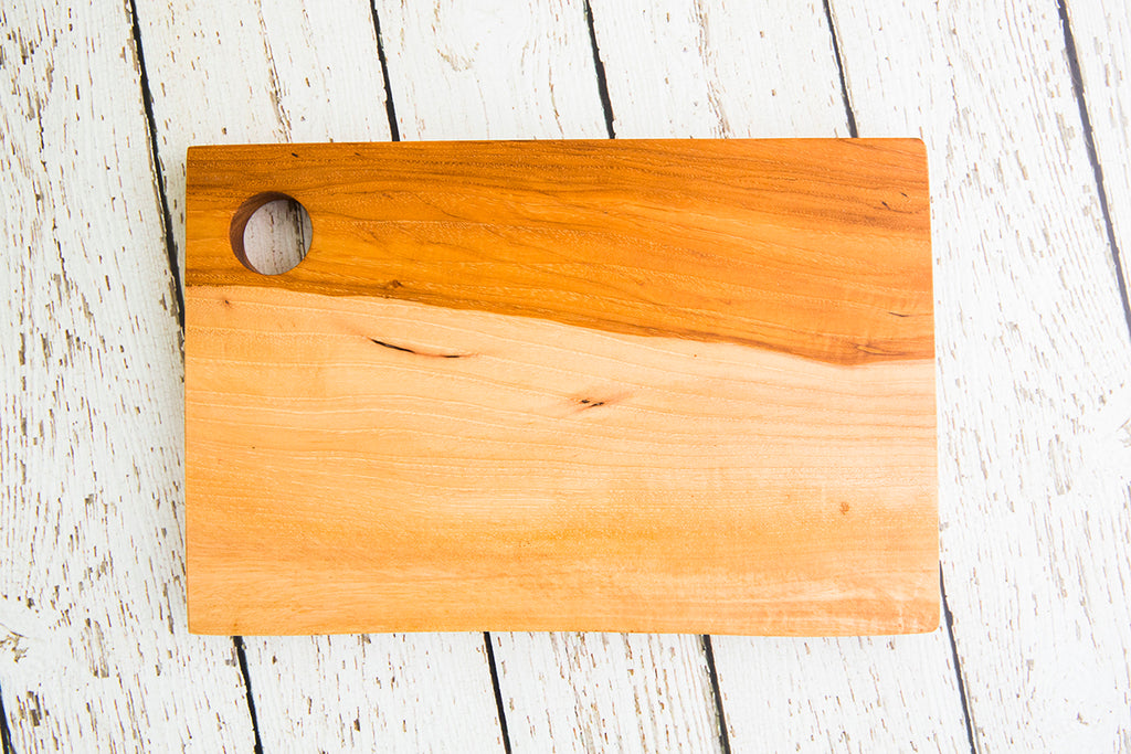 Pecan Wood Feast Board