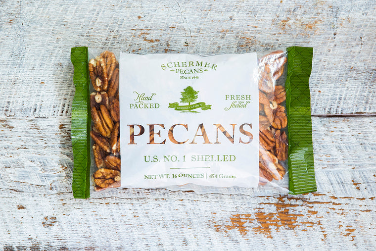 CREEK Pecan Halves ( 24 x 16oz Case)