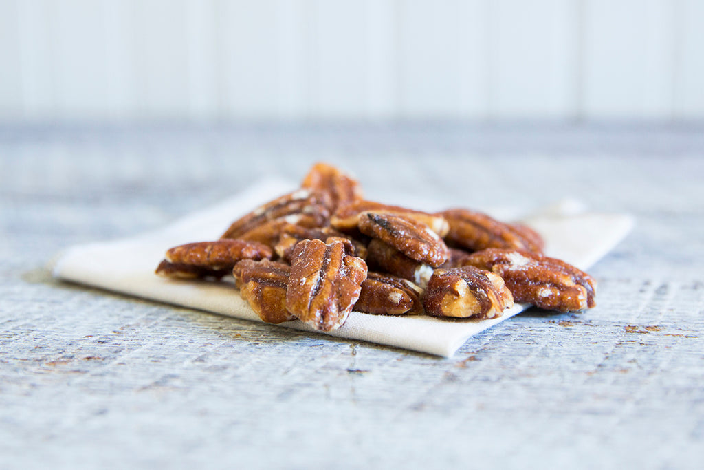 Glazed Pecans - Foil Bags Case SALE