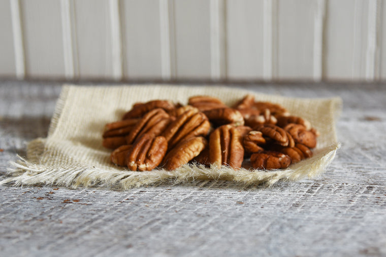 Pecan Halves (30 Pound Bulk Case)