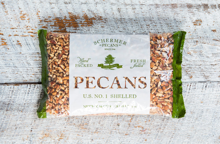 CREEK Small Pecan Pieces  (24x16 oz Case)