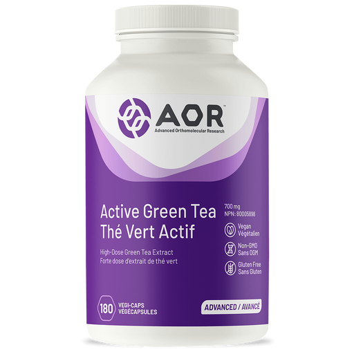 AOR Active Green Tea 90capsules | YourGoodHealth