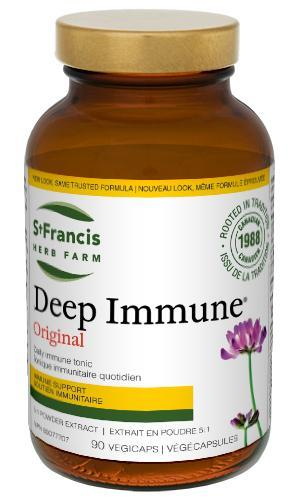 St Francis Deep Immune 90 capsules | Yourgoodhealth