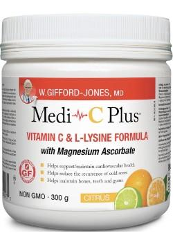 Gifford Jones Medi C with Magnesium Citrus 300grams | YourGoodHealth