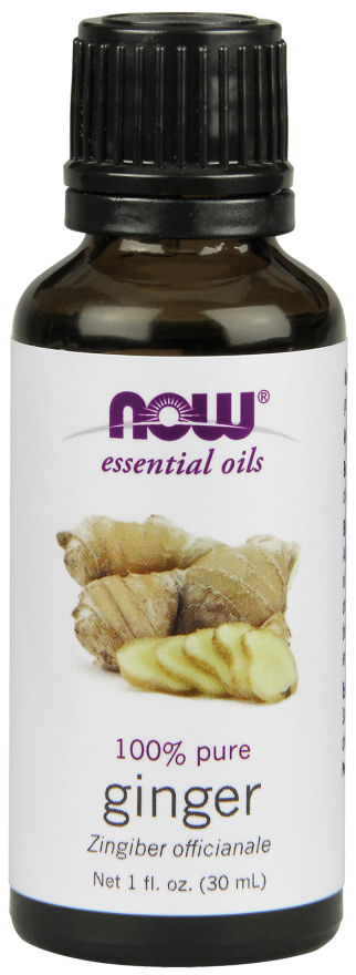 Now Ginger Oil 30ml | Your Good Health