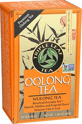 Triple Leaf Tea Oolong  | Yourgoodhealth