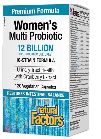 Natural Factors Women's Multi Probiotic | Your Good Health
