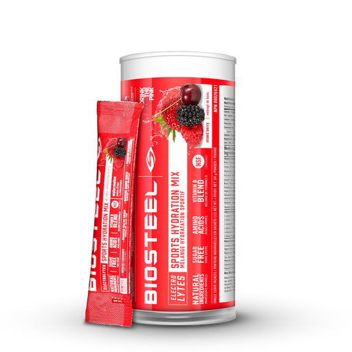 Biosteel Berry 12 Serving Tube | YourGoodHealth