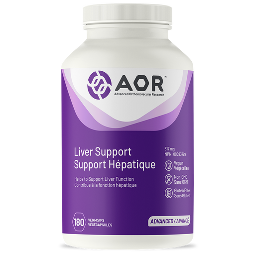 AOR Liver Support 180 capsules | YourGoodHealth