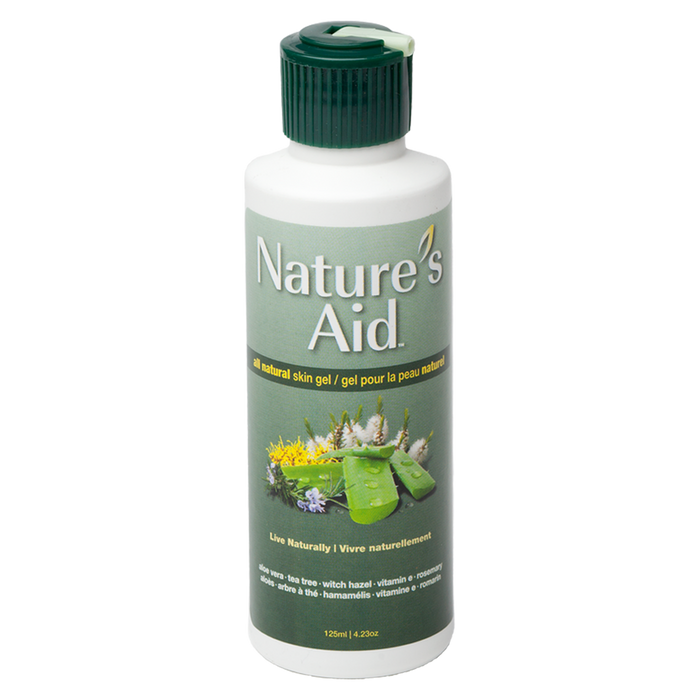 Natures Aid Skin Gel 125ml | YourGoodHealth
